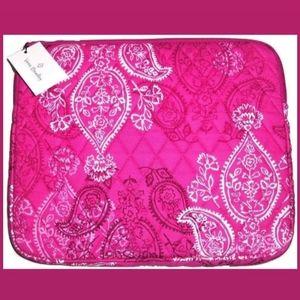 Vera Bradley ~ Stamped Paisley Tablet Sleeve